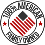 100% American Family Owned