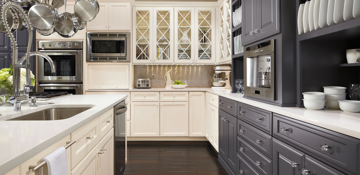 Wholesale Cabinets Chicago | Custom Kitchen Cabinetry | Lakeland ...